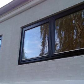Maling af vinduer